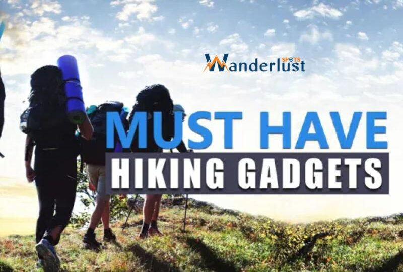 How Gadgets Play An Important Role In Hiking