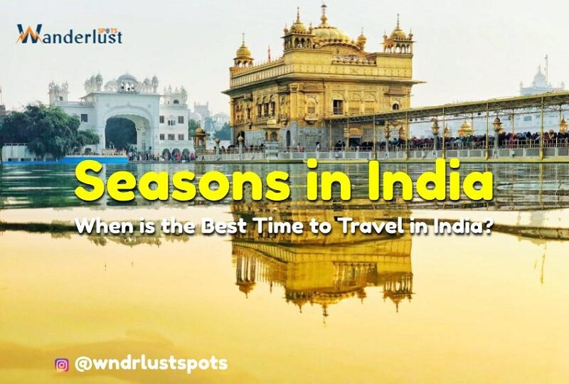 Seasons in India