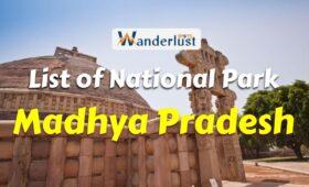 National Park in Madhya Pradesh