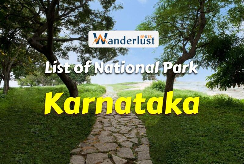 National Parks in Karnataka