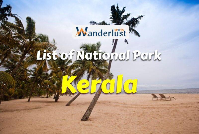 National Parks in Kerala